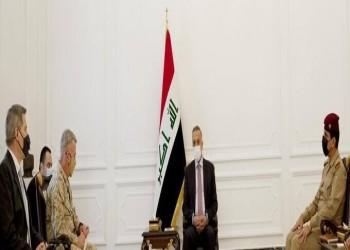 بغداد وواشنطن تدرسان آلية سحب قوات التحالف الدولي المقاتلة من العراق