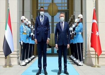 تركيا.. نائب أردوغان يلتقي حميدتي في أنقرة
