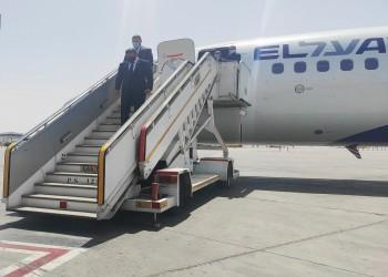 للمرة الأولى منذ 2008.. وزير خارجية إسرائيل يصل إلى القاهرة