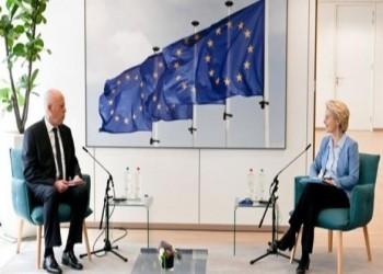 قيس سعيد يطلب إعادة جدولة ديون تونس لدى الاتحاد الأوروبي