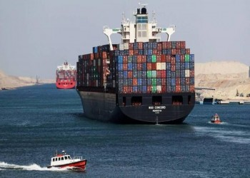بعد اتهامها بالمسؤولية.. قناة السويس: ربان السفينة الجانحة تجاوز السرعة المحددة
