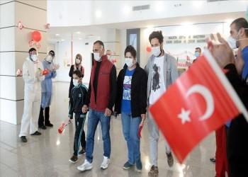 تركيا.. إصابات كورونا تستمر بالتراجع والوفيات دون الـ100 لليوم الثاني
