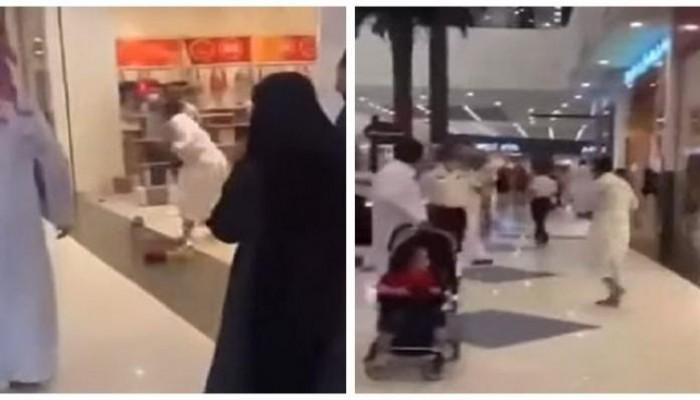 السعودية.. شاب يطعن 3 حراس أمن في مجمع تجاري بالدمام