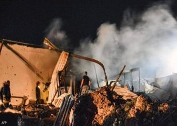 ارتفاع عدد قتلى القصف الإسرائيلي على سوريا لـ10 أشخاص