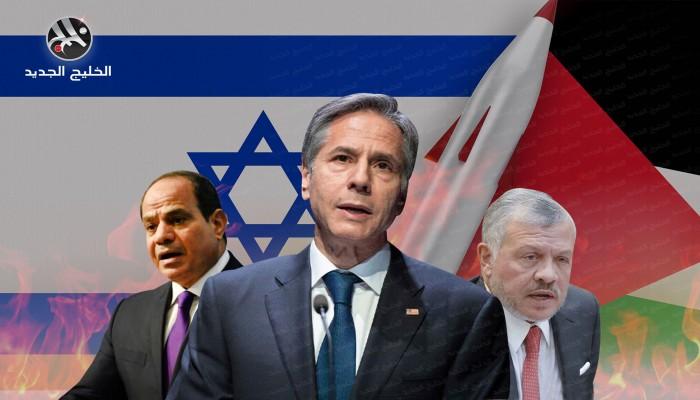 معركة غزة الأخيرة تنذر بحرب أكبر لن تنفع معها وساطة مصر والأردن