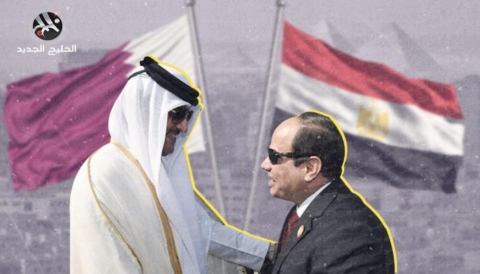 خلال زيارته قطر.. وزير الخارجية المصري يسلم الشيخ تميم رسالة خطية من السيسي