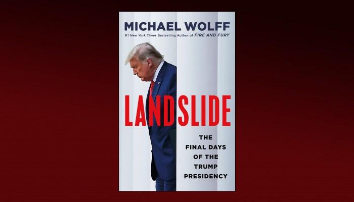 """قريبا.. مؤلف """"نار وغضب"""" يصدر """"الانهيار"""" حول الأيام الأخيرة من رئاسة ترامب"""