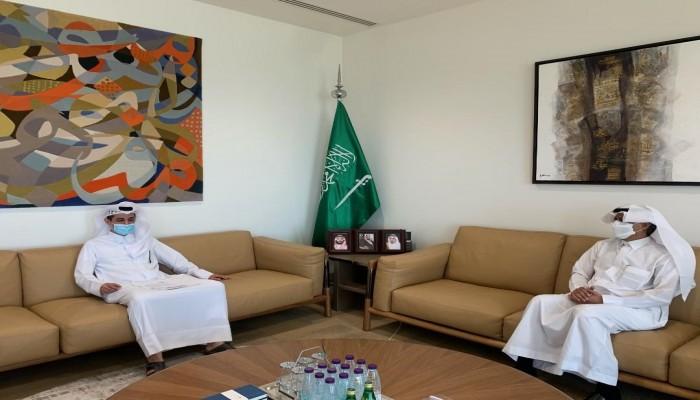اجتماع دبلوماسي جديد بين قطر والسعودية لبحث التعاون الثنائي