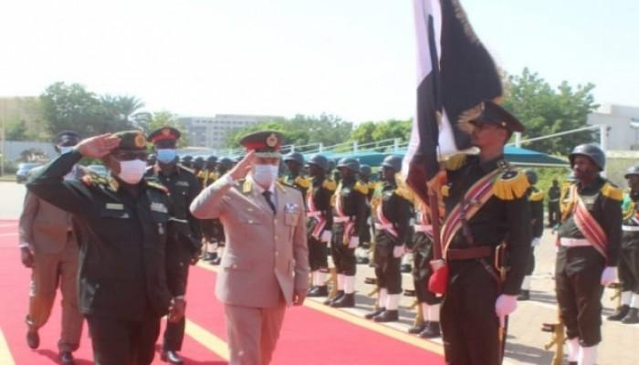 رئيس الأركان المصري يجري زيارتين مفاجئتين إلى السودان والكونجو
