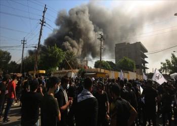 مقتل 4 عناصر من الحشد الشعبي بقصف أمريكي.. وفصائل عراقية تتوعد