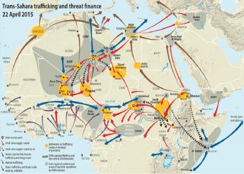 جيوبولوتيكا الصحراء وتحولات الساحل