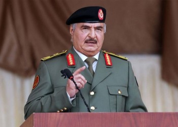 ترشح حفتر للرئاسة يفجر الخلافات بملتقى الحوار الليبي