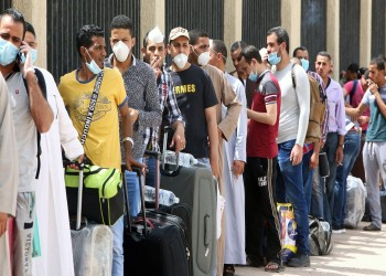 الكويت ترحل 8 آلاف وافد خلال النصف الأول من 2021