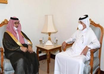 اجتماع جديد.. مباحثات سعودية قطرية حول التعاون الثنائي