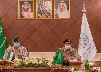 السعودية والإمارات تستعرضان سير عمليات التحالف في اليمن
