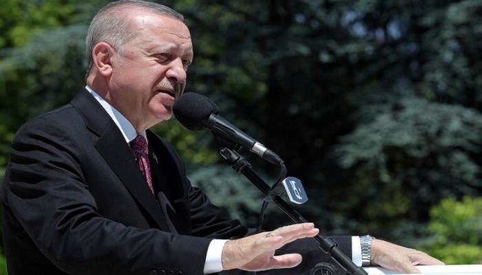 أردوغان: بشرى سارة لقبرص التركية في 20 يوليو