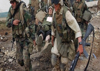 الوجود العسكري الأمريكي بين أفغانستان والعراق