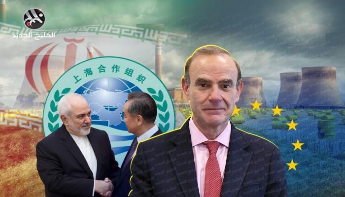 إيران وجولة وانغ الصينية بالمنطقة العربية