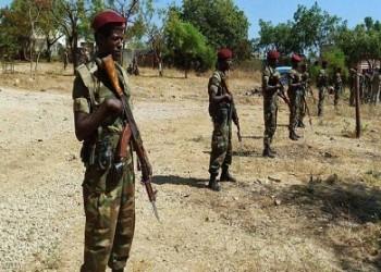 ميليشيات إثيوبية تقتاد قائدا عسكريا سودانيا