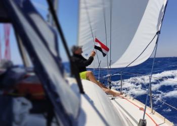 البحرية المصرية تنقذ 3 إسرائيليين نفد وقودهم في البحر المتوسط