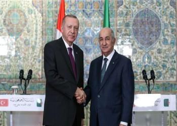 أردوغان وتبون يبحثان هاتفيا التطورات في تونس