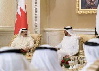 خلال استقباله بن زايد.. الملك حمد: ننسق لحماية الملاحة الدولية من التهديدات