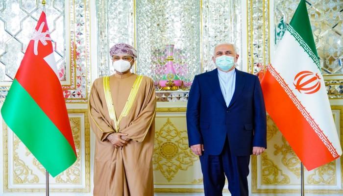 وزير خارجية عمان في إيران وسط أزمة بحر العرب.. ويدعو لإحلال الاستقرار بالمنطقة