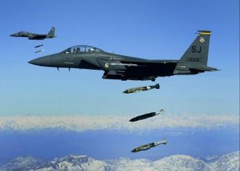 البنتاجون يؤكد مواصلة الضربات الجوية في أفغانستان
