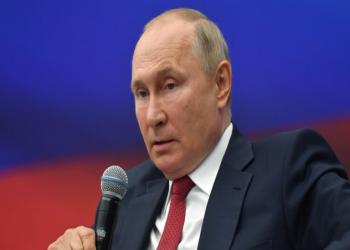 """بوتين يطالب بمنع انتشار """"التطرف الإسلامي"""" من أفغانستان"""