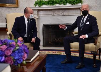بايدن لبينيت: الدبلوماسية هي الخيار الأول للتعامل مع إيران