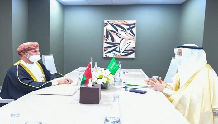 الفالح يقود وفدا سعوديا بمسقط لتعزيز التعاون الاقتصادي مع عمان