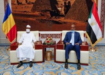 السودان يبحث مع تشاد تأمين الحدود ومكافحة الإرهاب