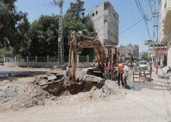 الرئاسة المصرية: بدء أعمال البناء في قطاع غزة خلال أيام
