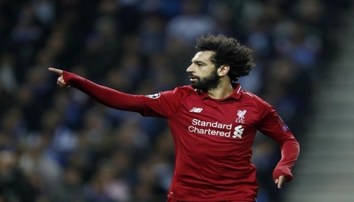 صلاح يسجل هدفه الـ 100 ويدخل قائمة عظماء الدوري الإنجليزي