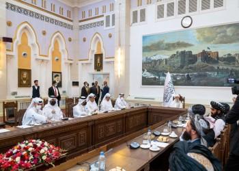 طالبان تكشف بنود محادثاتها مع وزير خارجية قطر في كابل