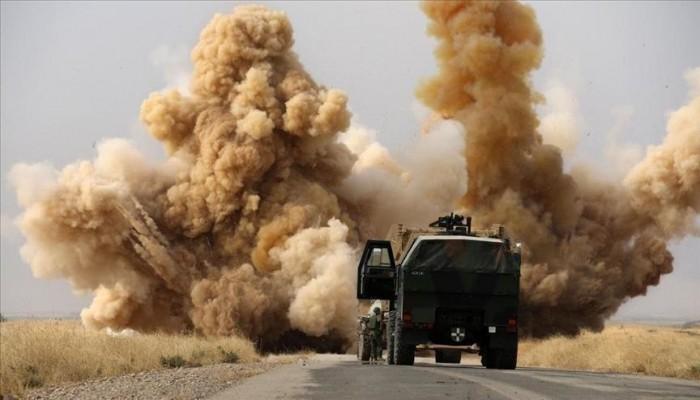 مجهولون يستهدفون رتلا للتحالف الدولي جنوبي العراق