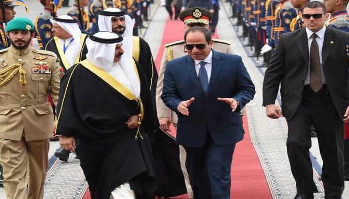 عاهل البحرين يزور مصر الخميس