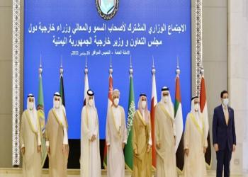 التعاون الخليجي: نتمنى أن يعمل رئيسي على تقليل التوتر في المنطقة