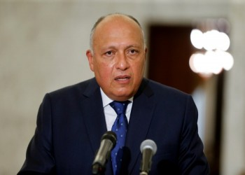 وزير الخارجية المصري يطالب نظيره الإسرائيلي بإحياء المسار التفاوضي مع الفلسطينيين