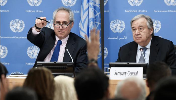 الأمم المتحدة تدين إعدامات الحوثي وتعرب عن قلقها من غارة للتحالف