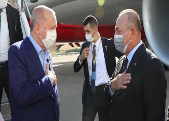 للمشاركة باجتماعات الأمم المتحدة.. أردوغان يصل إلى نيويورك