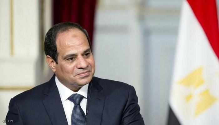 السيسي يستقبل وزير الدفاع اليمني