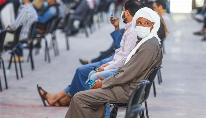 مصر تسجل ارتفاعا جديدا في إصابات ووفيات كورونا