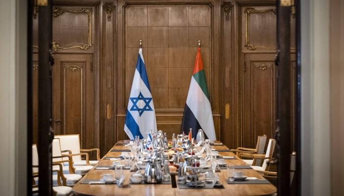 التطبيع مستمر.. اتفاقية تعاون بين بنك لئومي الإسرائيلي ومنطقة خليفة الصناعية بأبوظبي