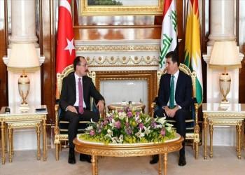 اتفاق تركي مع أربيل على توسيع العلاقات التجارية والاقتصادية