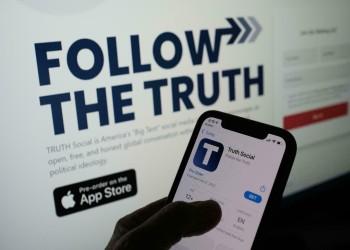 Truth Social.. ترامب يعلن عن شبكته الجديدة للتواصل الاجتماعي