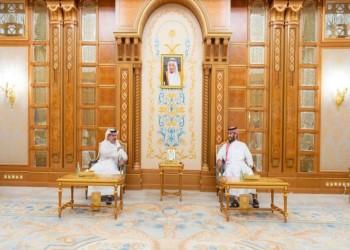 وليا عهد السعودية والبحرين يستعرضان سبل تعزيز العلاقات الثنائية