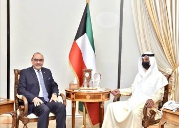 نائب وزير خارجية الكويت وسفير العراق يبحثان التطورات الإقليمية والدولية